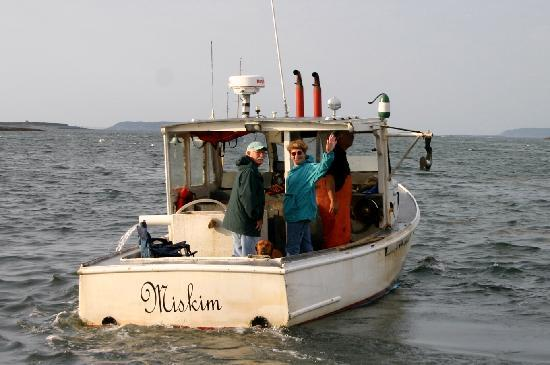 Port Clyde Lobster Tours- Boat Tours