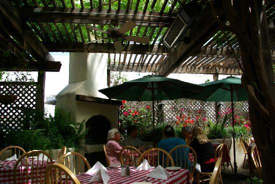 Swiss Hotel: The Patio