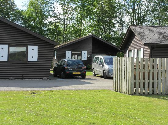 Carnforth, UK: Our chalet