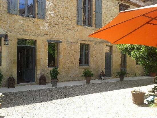 Sarlat Cote Jardin