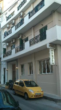 Hotel Mirabello -Theotokopoulou Street
