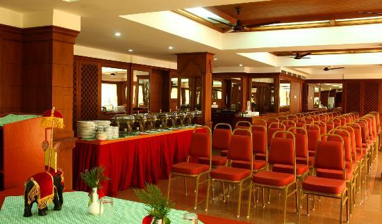 Fortgate Hotel And Resort: banquet hall