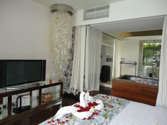 Kiss Bali: Master BR of 2 BR