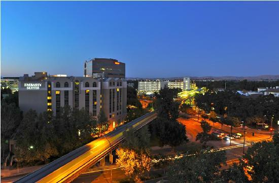 Embassy Suites Hotel Pleasant Hill-Walnut Creek: Embassy Suites Walnut Creek