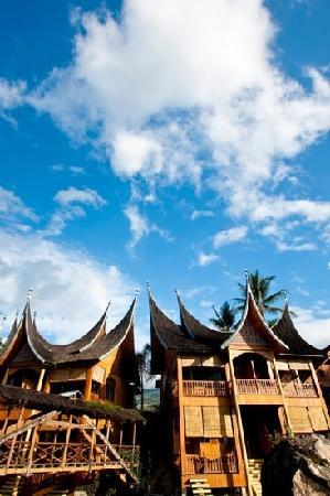 Danau Dariza Resort-Hotel: Traditional house