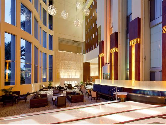 Hilton Colon guayaquil - Lobby