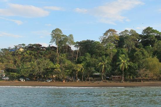 Casita Corcovado: Drake Bay, Jamie is waiting for us