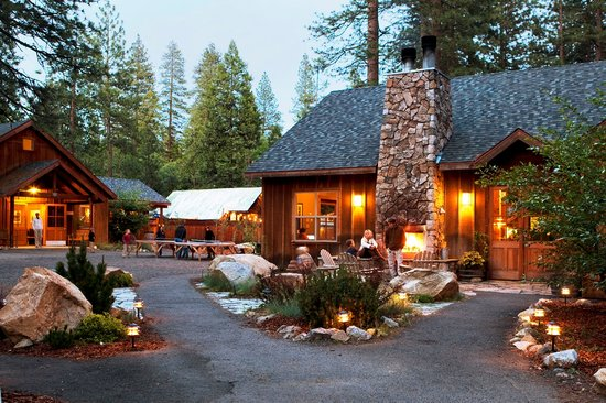 Photo of Evergreen Lodge at Yosemite Groveland