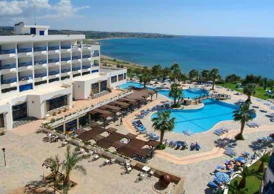 Ascos Coral Beach Hotel: Magnificent Mediterranean Sea Views