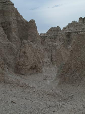 Notch Trail: Badlands