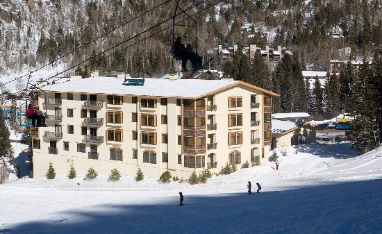 Edelweiss Lodge & Spa: Ski-in/Ski-out Luxury in Taos Ski Valley