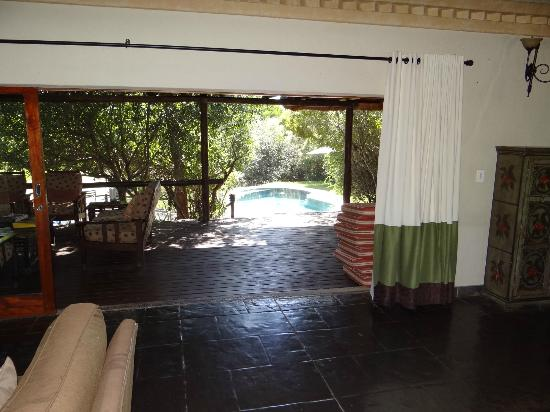 Waterbuck Game Lodge: Lodge