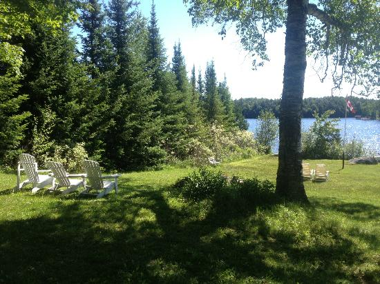 Beauview Cottage Resort: Back of Cottage #3