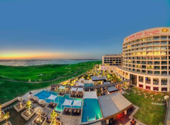 Crowne Plaza Abu Dhabi - Yas Island