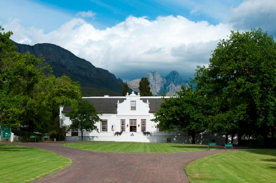 Photo of Lanzerac Manor and Winery Stellenbosch