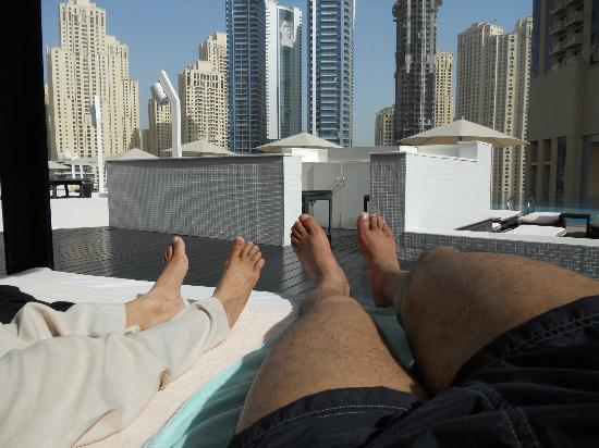 Pool Picture Of The Address Dubai Marina Dubai Tripadvisor