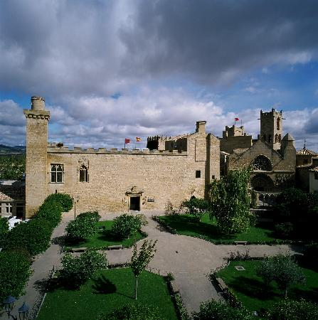 Parador de Olite