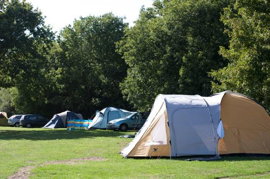 Lee Valley Campsite