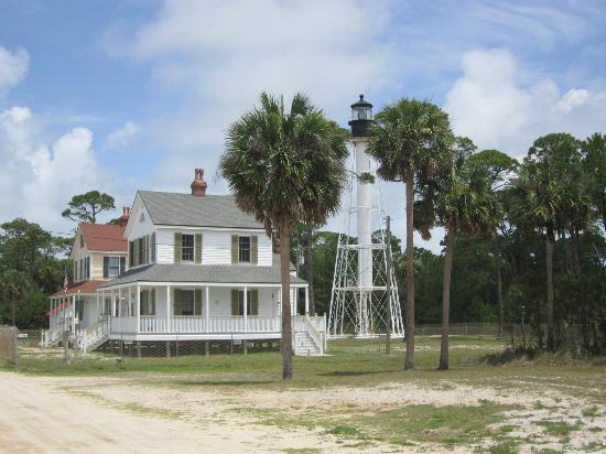 Cape San Blas, FL: Lighthouse