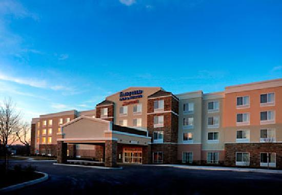 Fairfield Inn & Suites Kennett Square Brandywine Valley: Stay in Kennett Square within minutes from Longwood Gardens!