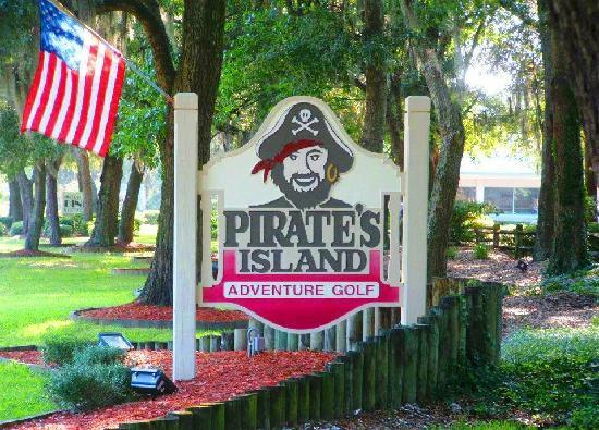 Bon Bikes Hilton Head Pirate s Island Adventure Golf