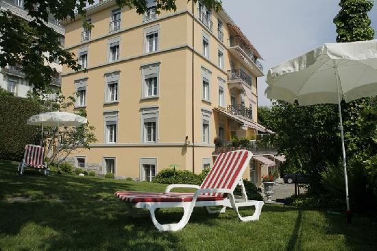 Photo of Hotel Elite Lausanne