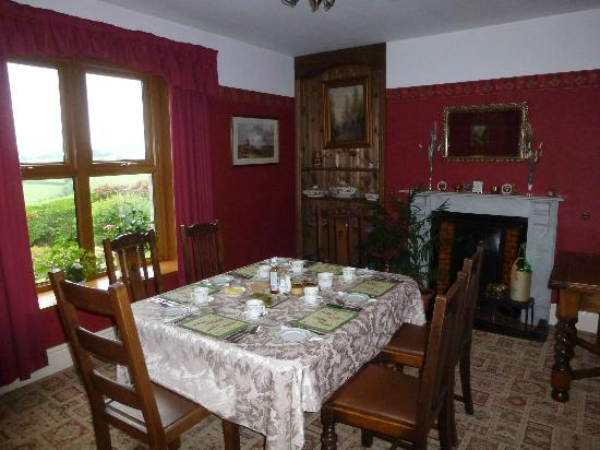 The Old Rectory Dining Room