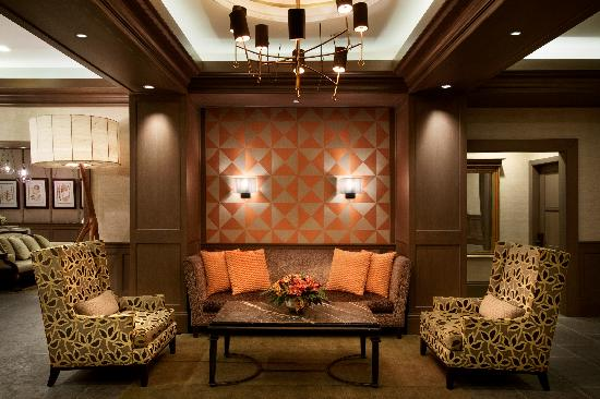 hotel lobby seating furniture hotel chandler lobby seating