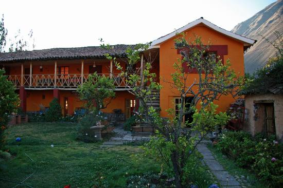 Hacienda Marcabamba