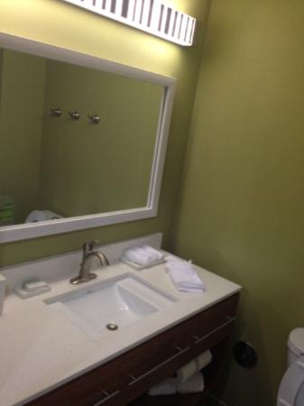 Home2 Suites Biloxi North / D'Iberville: bathroom