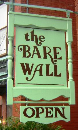 The Bare Wall Gift Shop