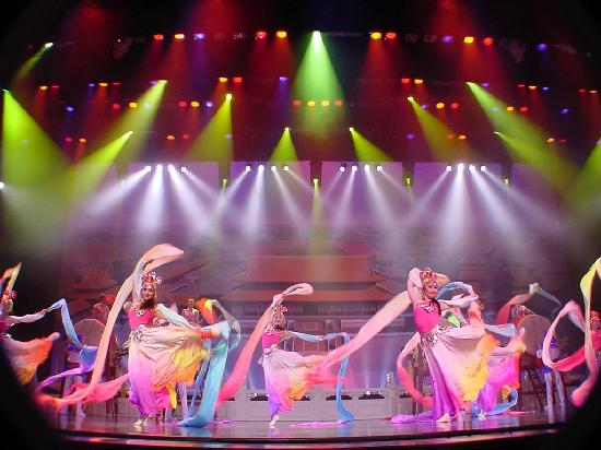Branson, MO: The Acrobats of China