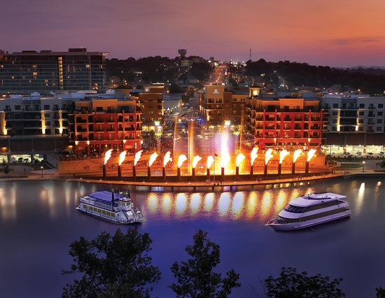 The Branson Landing