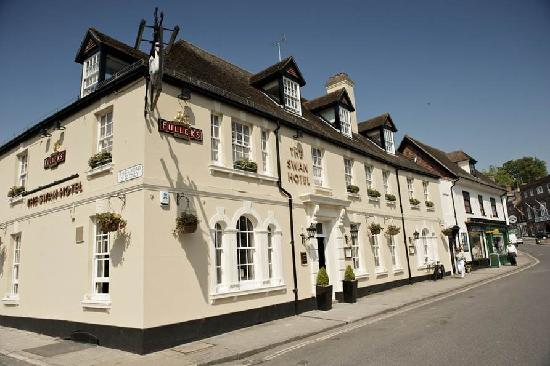 The Swan Hotel, Arundel