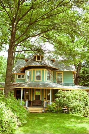 Etta Mae Inn Bed and Breakfast: The house