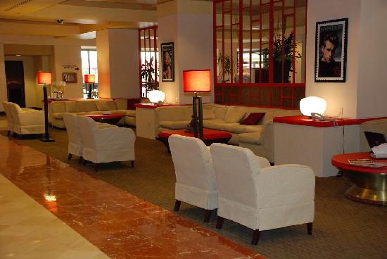 NCED Conference Center and Hotel: New Lobby