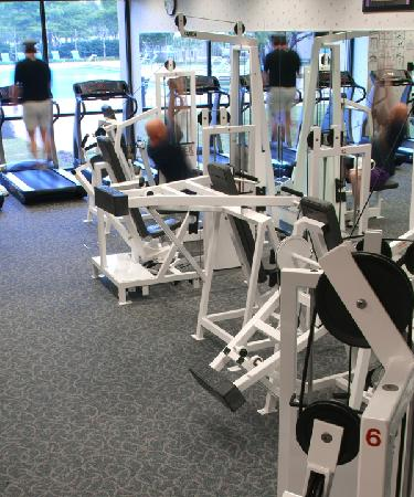 NCED Conference Center and Hotel: Weight Room