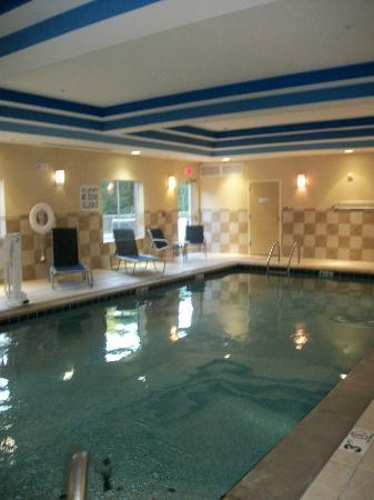 Holiday Inn Express Columbia: Indoor Pool