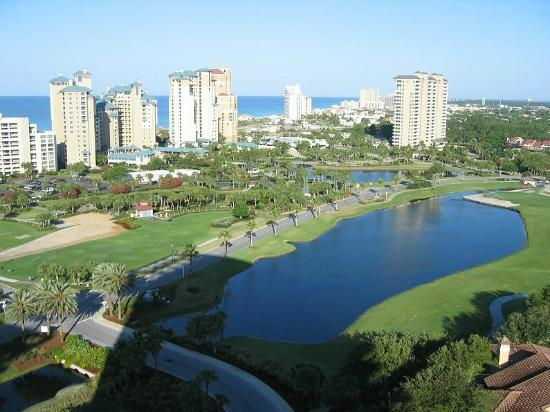 Sandestin Golf and Beach Resort: Sandestin Resort - Oceanside View
