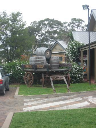 Potters Hotel & Brewery: Potters Brewery grounds