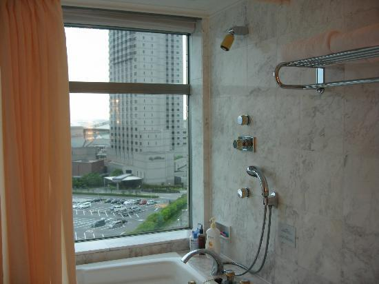 Manhattan Hotel: Bathroom