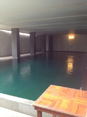 "Mitra Hotel: ""indoor pool"""