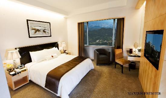 Genting Grand: Maxims Premier Room