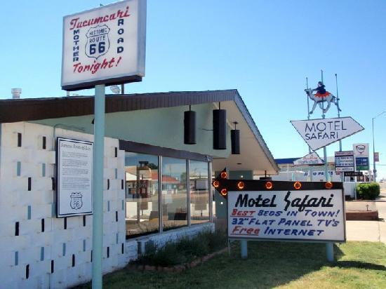 Photo of Motel Safari Tucumcari