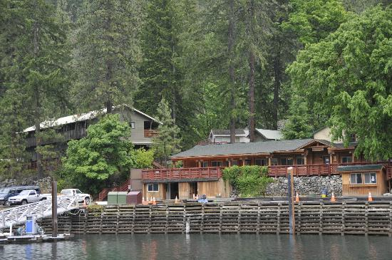‪‪North Cascades Lodge at Stehekin‬: The lodge