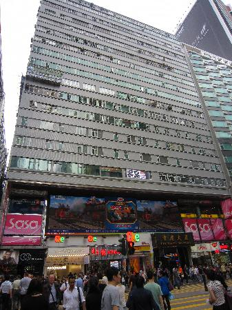 Park Guest House: Chungking Mansions