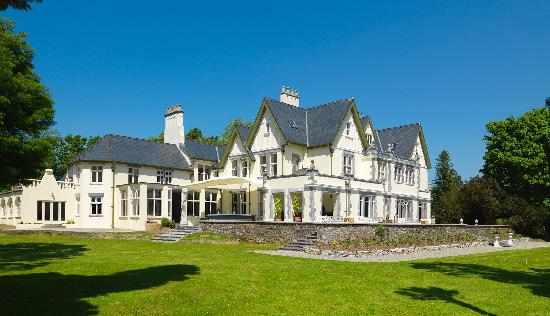 Dromquinna Manor Hotel