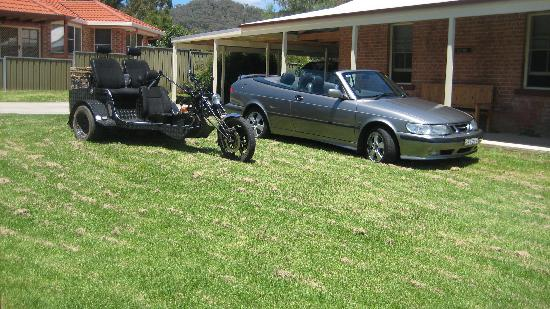Mudgee Trike Private Tours