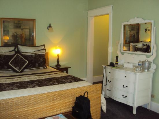 Inn at Union Pier: Beachcomber Suite