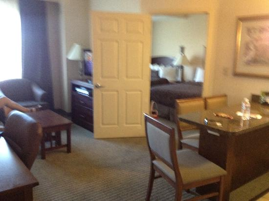 Staybridge Suites Chesapeake : 1bdrm suite